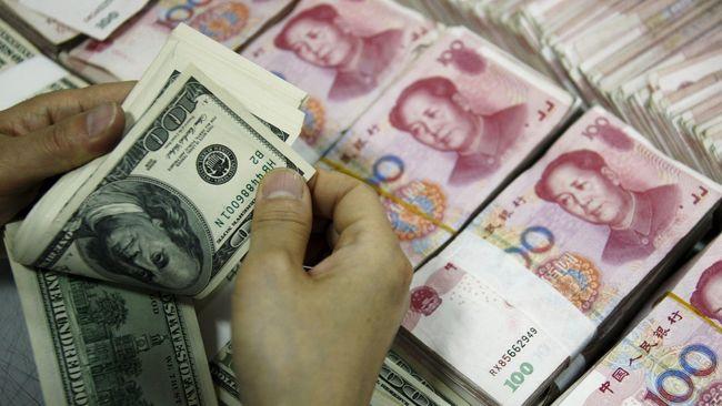 AS 'Kasihan' Mata Uang China Terus Terperosok