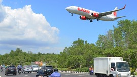 Lion Air Pede Bagasi Berbayar Dongkrak Pendapatan 10 Persen