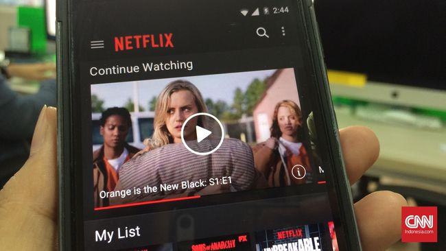 Telkom Bakal Buka Blokir Netflix?