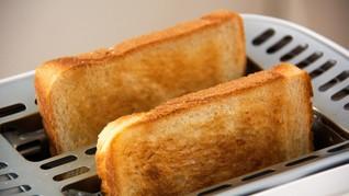 Memanggang, Cara Mudah 'Selamatkan' Roti
