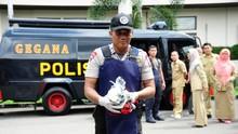 Polisi Sebut Ledakan di Pasar Cilacap Hasil Pemusnahan Gegana