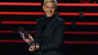 Ellen DeGeneres Cetak Rekor People's Choice Awards