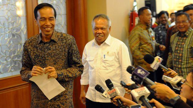Menteri Basuki Berharap Dana Talangan untuk BPJT Segera Cair