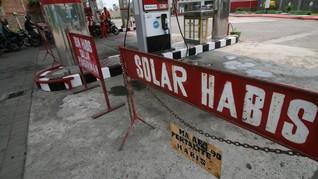 Jual BBM Subsidi, Potensi Penerimaan Pertamina Rp3 T Terancam
