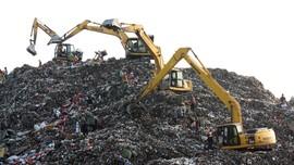 Bekasi Keluhkan Volume Sampah di TPA Sumurbatu