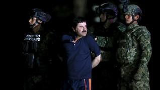 Divonis Penjara Seumur Hidup, El Chapo Ajukan Banding
