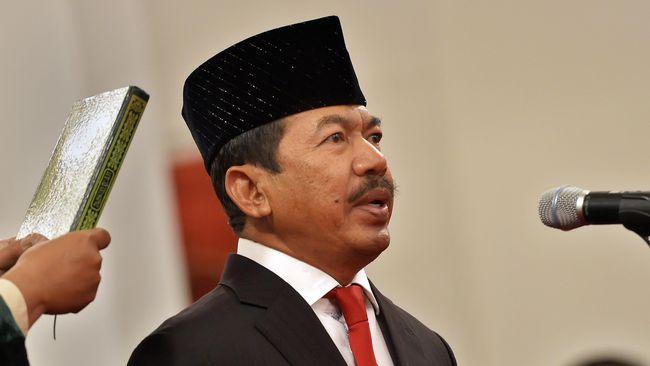 Jokowi Lantik Djoko Setiadi Jadi Kepala Badan Siber Siang Ini