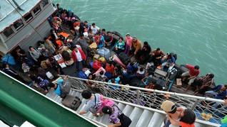Ber-KTP Luar Maluku, 116 Penumpang KM Nggapulu Dikarantina