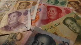 China Tetapkan Kurs Tengah Yuan Terendah dalam Satu Dekade