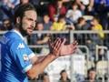 Napoli Tak Mau Tukar Higuain dengan Lewandowski