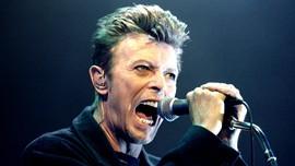 Nama David Bowie akan Tercatat di Langit