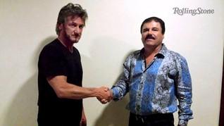 Sean Penn Wawancara El Chapo, Kontrol Media Dipertanyakan