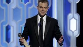 Kemunculan Matt Damon di Film 'Ocean's 8' Tuai Petisi