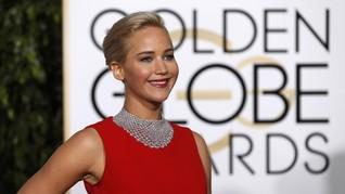 Narasi Indah Jennifer Lawrence tentang Bumi