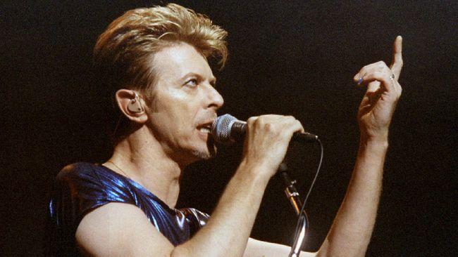 Pameran David Bowie Pertama Injakkan Kaki di Asia