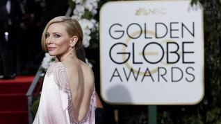 Usai Musim Penghargaan, Rambut Cate Blanchett Berwarna Pink