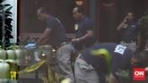Polisi harus mencocokkan sejumlah alat bukti untuk mengusut kasus kopi maut Mirna. (CNN Indonesia/Safir Makki)