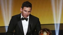 5 Alasan Messi Layak Raih Trofi Ballon d'Or