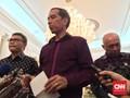 Jokowi: Revisi UU Terorisme Disambut Pemimpin Lembaga Negara