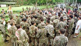 Pembebasan Sandera, TNI Tak Boleh Masuk ke Filipina