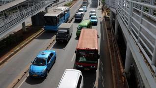 Kemenhub Dukung Asian Games Bebas Motor dan Metromini