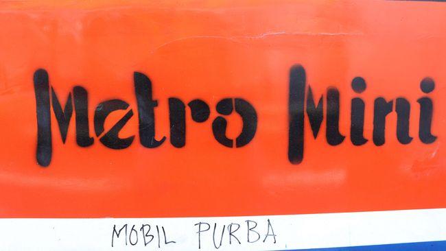 Mengenang Era Emas Metromini, Sang Raja Jalanan