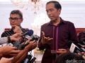Tak Mau Gaduh, Jokowi Minta Pembantunya Fokus Kerja