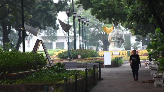 Pemprov DKI Bangun 53 Taman Baru Seluas 27 Hektare