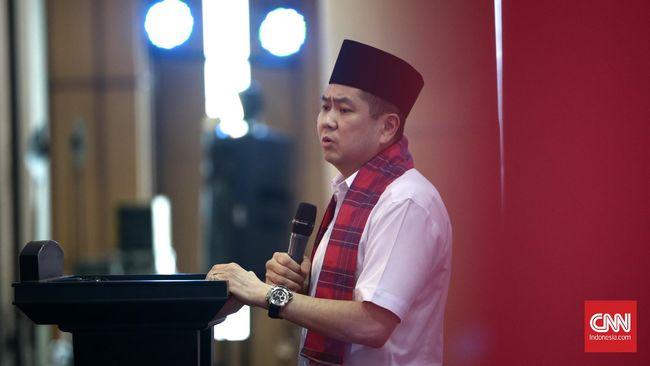 Hary Tanoe Merapat, Jokowi Kuasai Media