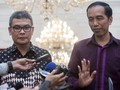 Jokowi Beri Dua Syarat Pembentukan Densus Tipikor
