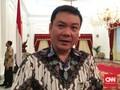 KLHK, BRG, dan Riau Andalan Pulp Gelar Pertemuan Tertutup