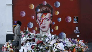 Akan Ada Emoji Berwujud David Bowie di Ponsel