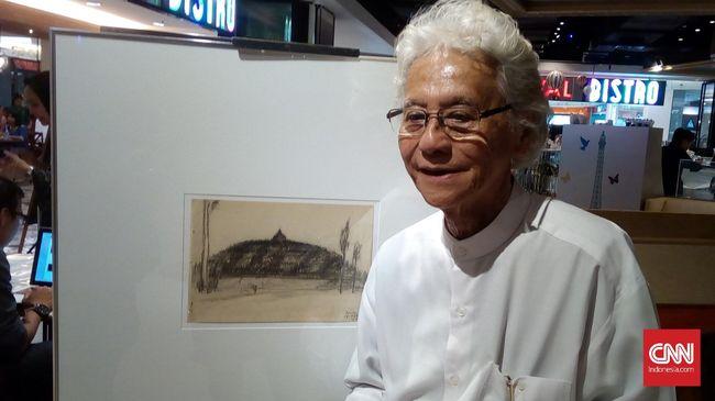 Srihadi, dari Pewarta Gambar hingga Ambasador Seni