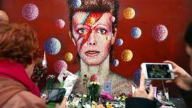 David Bowie Masih Laris di Ranah Hiburan