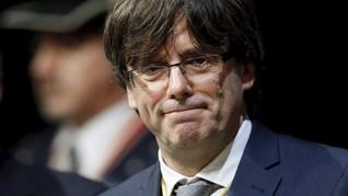 Presiden Terasingkan Catalonia Siap Ikut Pemilu Dini