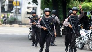 Muhammadiyah Minta UU Polri Direformasi