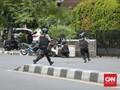 Polisi yang Amankan Thamrin dari Teror Diberi Penghargaan
