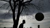 Kamera Beawiharta sempat mengalami kerusakan saat digunakan di Langgur, Saumlaki, Ambon. Berbekal kamera cadangan, ia memotret pantai dan kehidupan. Hasilnya, foto dramatis pohon abadi di sebuah sore yang sederhana di Pulau Kei Kecil.