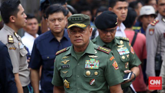 Alasan Panglima TNI Gelar Nobar G-30S/PKI