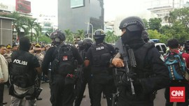 Kapolri Luruskan Pasukan Penindak Terorisme Bukan Densus 88