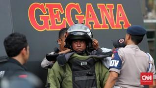 Polisi Sebut Tas Mencurigakan di Kembangan Berisi Pakaian