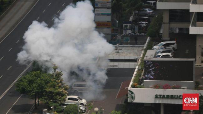 Pimpinan DPR Minta Aparat Buru Pelaku Bom Thamrin