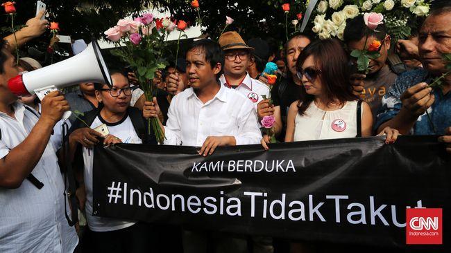 Jokowi: Lembaga Intelijen Jangan Egosentris