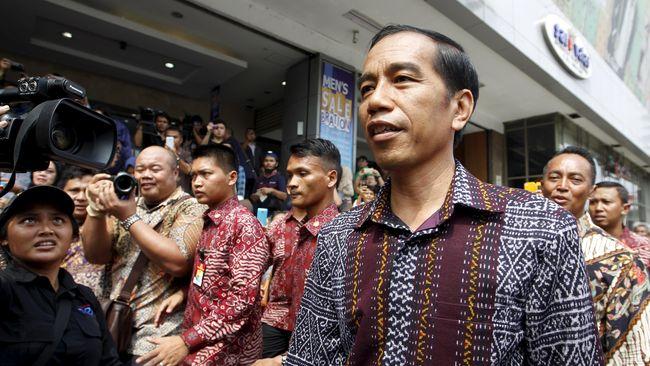 Rombongan Jokowi di Medan Tidak Ikut Rasakan Gempa