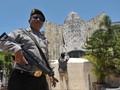 Polisi Buat Sketsa Pelaku Ancaman Teror Bali
