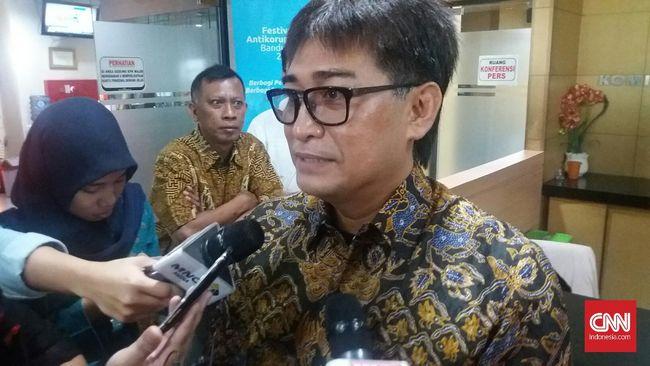 Diperiksa KPK, Choel Mallarangeng Berharap Ditahan