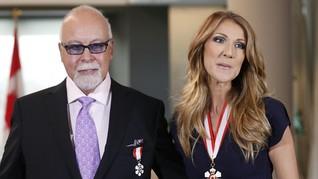 Mendiang Suami Jadi Alasan Celine Dion Kembali Bernyanyi