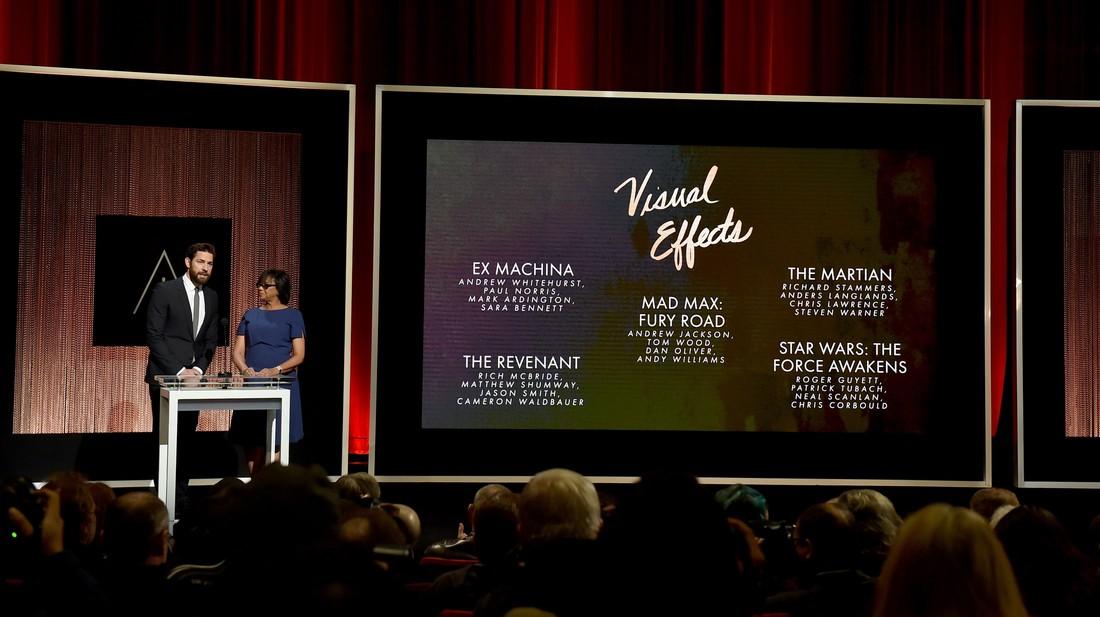 Nominasi Oscar 2017
