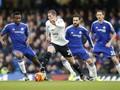 Babak I: Chelsea-Everton Imbang Tanpa Gol