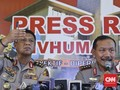 Terduga Teroris yang Dibekuk Belum Tentu Terkait Bom Thamrin